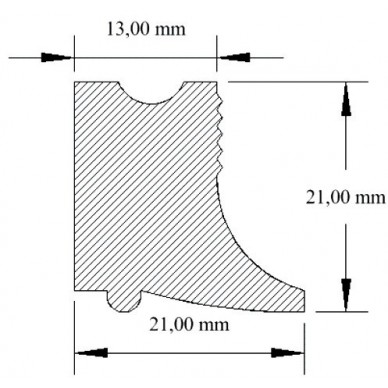 Uszczelka silikonowa PS-0037